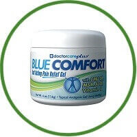 Blue Comfort Fast Acting Pain Relief