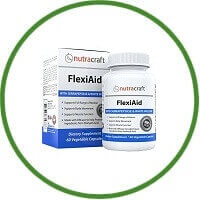 FlexiAid - Natural Joint Pain Relief Supplement