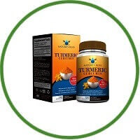 Nature's Bliss Turmeric Curcumin