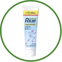 Rub On Relief - Topical Herbal Cream