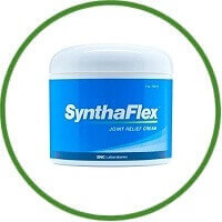 SynthaFlex Joint Relief Cream By SNC Labs