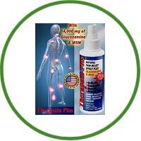 Therapain Plus - Natural Pain Relief Spray