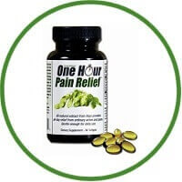 Vinoprin One Hour Pain Relief Supplement