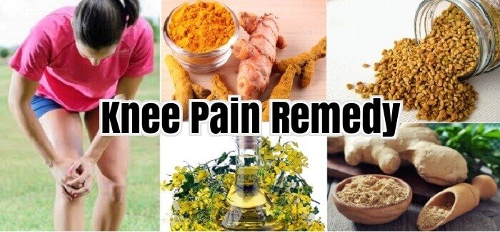 Knee Pain Remedy