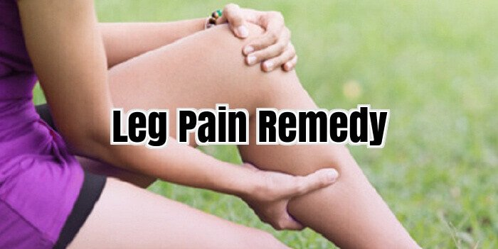 Leg Pain Remedy