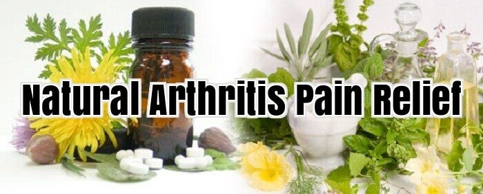 Natural Arthritis Pain Relief